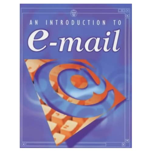 An Introduction to E-Mail Pb (Usborne Computer Guides) Mark Wallace