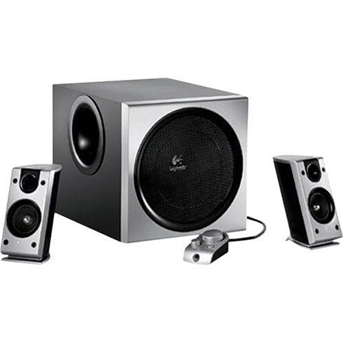 Logitech Z-2300 Thx-Certified 2.1 Speaker System With Subwoofer