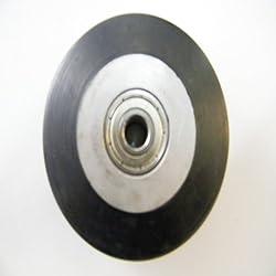 Nautilus Elliptical Ramp Roller Part 002-4886