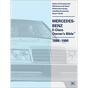 Mercedes-Benz E-Class  - Bentley Publishers