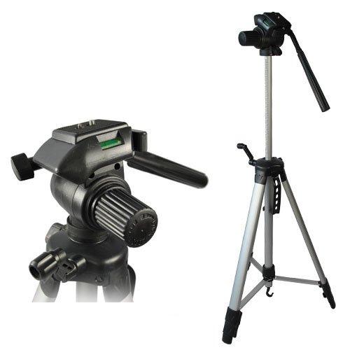 Stativ Video Kamerastativ 65-164cm E1 für Easypix DVX5530HD Camcorder