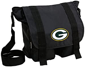 Concept One Green Bay Packers Sitter Diaper Bag by Concept 1
