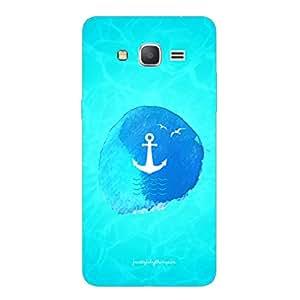 Designer Phone Covers - Samsung Grand Prime-anchor-sea
