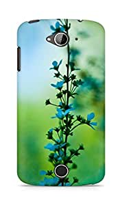 Amez designer printed 3d premium high quality back case cover for Acer Liquid Z530 (blossom landscape)