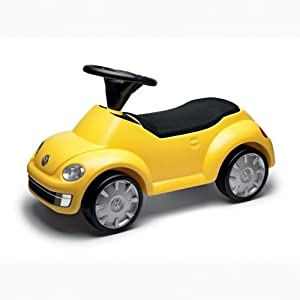 Amazon.com: Genuine Volkswagen Junior Beetle Ride On Kid's Toy Car