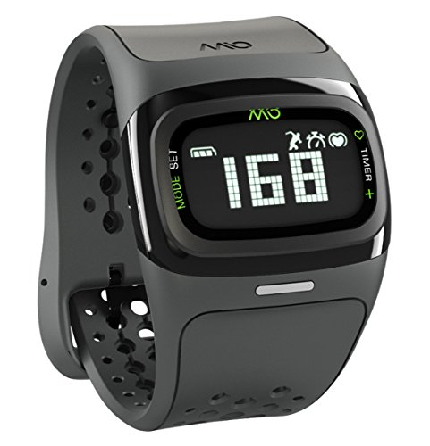Mio ALPHA 2 Sport Watch Heart Rate Monitor