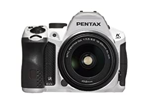Pentax 15723 16MP Digital SLR Camera