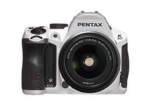 Pentax K-30 Appareil photo numérique Reflex 16 Mpix Kit Objectif 18-55 mm Blanc