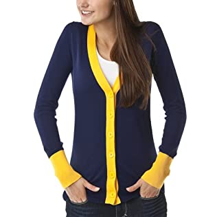 Juniors Collegiate Cardigans