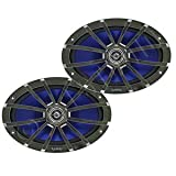 Infinity Reference 6912m 6 x 9-Inch 105-Watt High-Performance 2-Way Marine Loudspeaker (Pair)