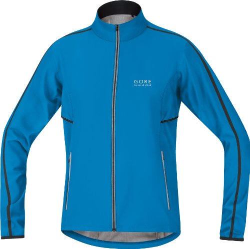GORE RUNNING WEAR Mythos SO Light Jacket BLAU JWLMYT5600 Size: L