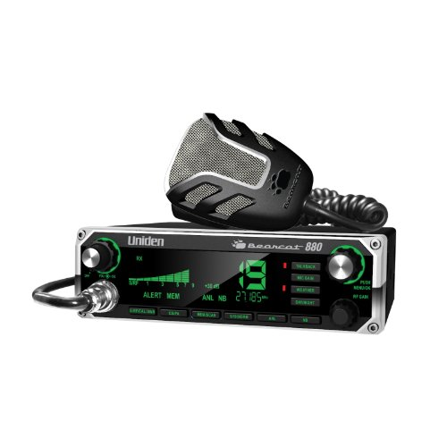 Uniden Bearcat 880 40 Channel CB Radio With NOAA Weather