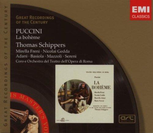 La Boheme - Puccini - CD