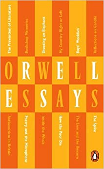 nonfiction essays by george orwell