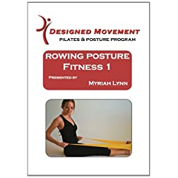 Rowing Posture Fitness #1