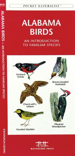 Alabama Birds: An Introduction to Familiar Species (State Nature Guides)