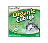 Imperial Cat Organic Catnip Cat Nip Natural .5 oz NEW!