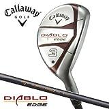 キャロウェイ(Callaway) DIABLO EDGE(ディアブロ エッジ) ユーティリティウッド レッド ディアブロエッジシャフト装着 3H SR