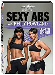 The Hollywood Trainer - Sexy Abs with Kelly Rowland
