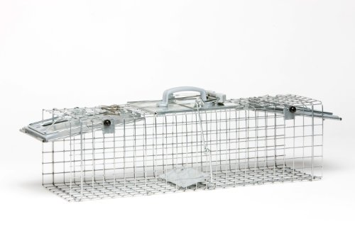 Havahart 1062 Easy Set Two Door Cage Trap For Rabbits