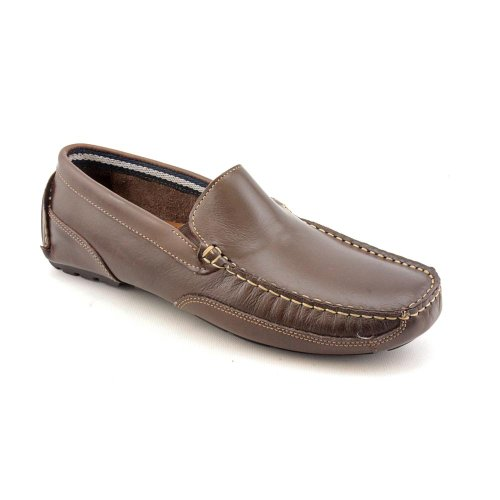 Clarks Circuit Senna Moc Loafers Shoes Brown Mens