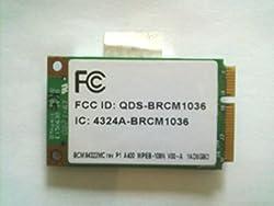 HP internal Wifi Card - 487330-001 - LAN Module Broadcom 4322 802.11abgn
