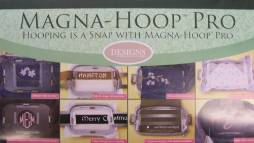 Magna-Hoop PRO Hoop System for Brother/Babylock Embroidery Machine