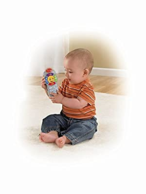 Fisher-Price Laugh & Learn Click 'n Learn Remote by Laugh & Learn