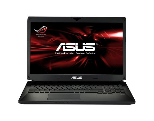 Asus G750JX 17.3-inch Laptop (Black)
