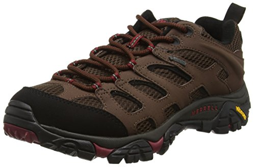 merrell-moab-gore-tex-mens-lace-up-low-rise-hiking-shoes-brown-potting-soil-12-uk