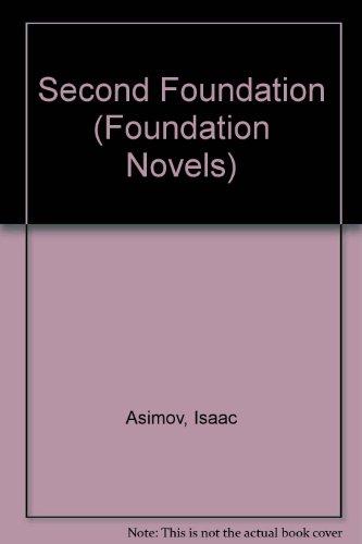 Second Foundation (Foundation #3)