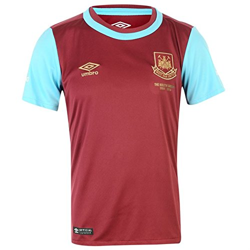 "West Ham United Kids Home Jersey 2015 â€"" 2016"