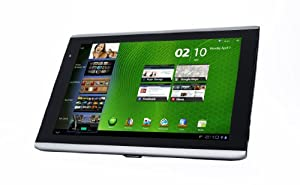 Acer Tab A500 ICONIA, 1000 MHz, A9, NVIDIA Tegra 2, 1 MB, 1024 MB, DDR2