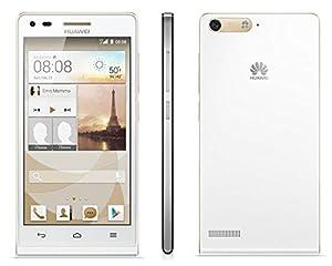 Huawei Ascend G6 4G Sim Free Smartphone - White