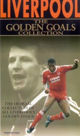 Golden Goals-Liverpool [VHS]