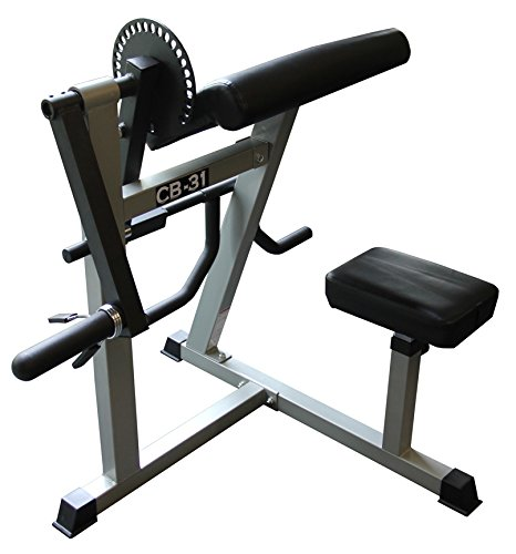 Valor Fitness CB-31 Plate Loaded Combo Arm Machine for Bicep Curls and Tricep Extensions