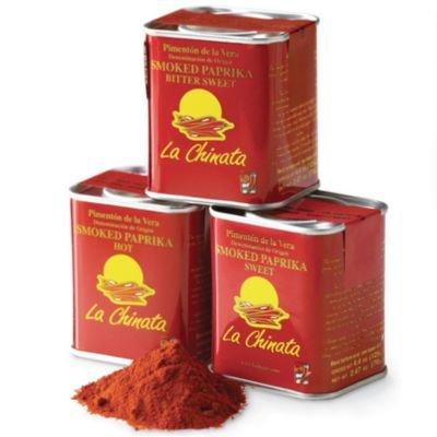 3-Pack Smoked Paprika by La Tienda