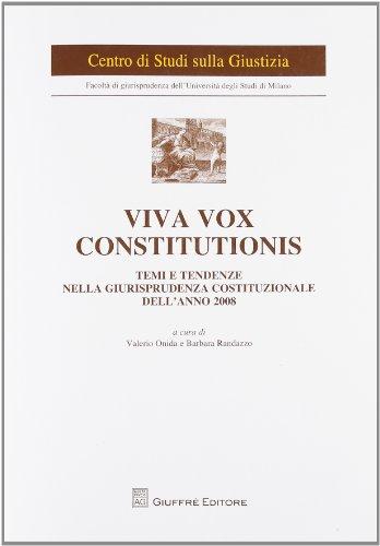 viva-vox-constitutionis-temi-e-tendenze-nella-giurisprudenza-costituzionale-dellanno-2008