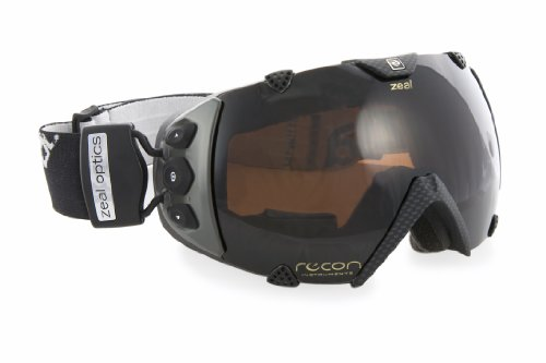 Zeal Optics SPPX Transcend GPS Enabled Snow Goggle with Spherical Polarized and Photochromic Lens