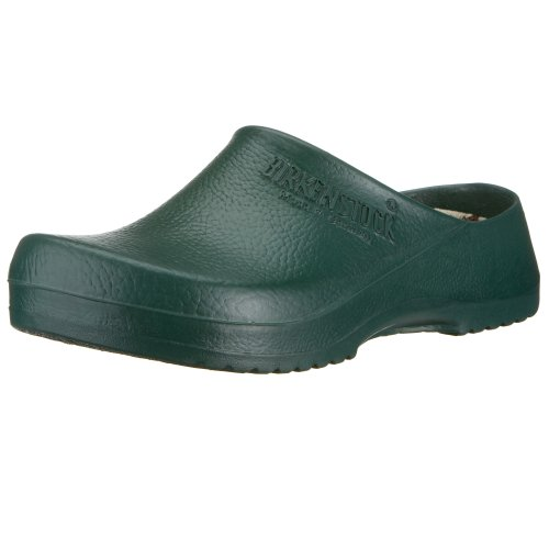 Birki Unisex - Adults Super Clogs & Mules green EU 39