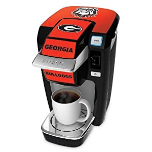 Keurig K10 Mini Plus Brewer University of Georgia Decal Kit by Keurig