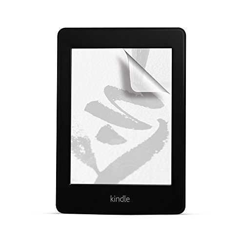 [Kindle, Kindle Paperwhite protector] 2 sheets film reflection prevention difficult can BUFFALO bubbles