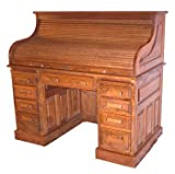 Roll Top Desk Woodworking Paper Plan, Build Your Own!!! Designed by Brian Murphy. Over 30 Photos of constuction!!!