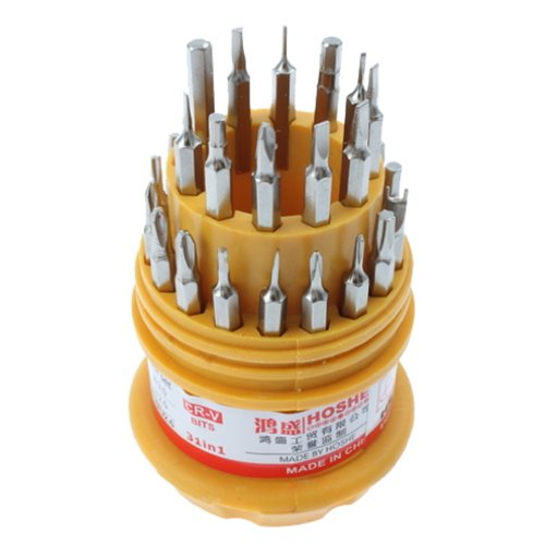 Buyin-now 30in1 Precision Torx Screwdriver Pocket Set Repair Tools Cell Phone iPod PDA
