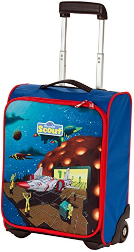 Scout Kindergepäck Kindertrolley Ii Starship 21 Liters Blau 25510085400