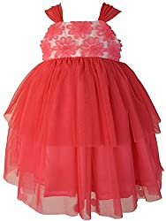 Faye Water Melon Pink Occasion Dress 3-4 Y