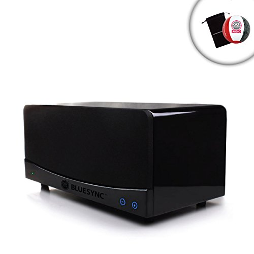 Gogroove Bluesync 2.1 Wireless Bluetooth Home Entertainment Stereo Speaker System With Enhanced Bass For Iphone 5S , Samsung Galaxy S5 Prime , Note 3 , Htc One M8 And More!