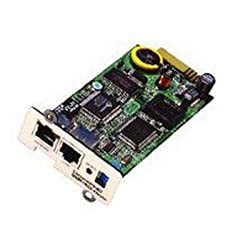 EATON Remote Management Adapter Plug-In Module Data Transfer Rate 100 Mbps