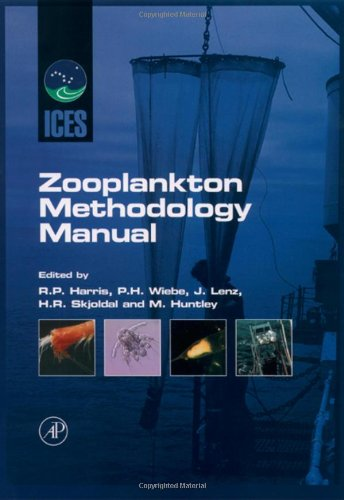 Ices Zooplankton Methodology Manual front-563580
