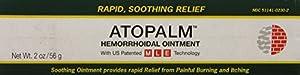 Atopalm Hemorrhoidal Ointment, 2.0 Ounce